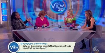 Whoopi Has No Time For Anti-Planned Parenthood Conspiracies