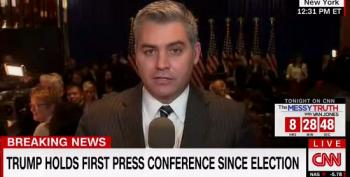 CNN's Jim Acosta: Sean Spicer Was Going To Throw Me Out Of Presser