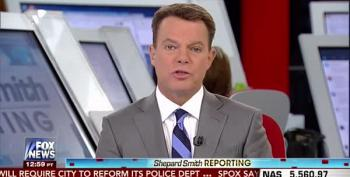Shep Smith Bashes Trump For Attacking CNN