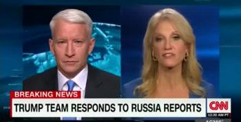 Anderson Cooper Not Friends With Kellyanne Conway So There