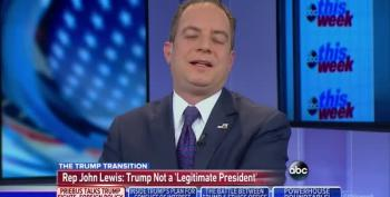 Reince Preibus Wants Democrats To Grow Up And Fall In Line