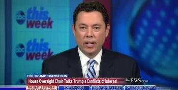 Chaffetz Lies To ABC: 'We Never Go On Fishing Trips To Investigate'