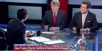 Richard Painter And Norman Eisen: Trump In Violation Of Constitution Over Business Conflicts