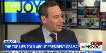 David Frum Uses Segment On 'GOP Lies' To Lie Some More