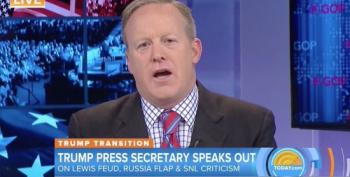 Sean Spicer Whines About Mean-Spirited & Unfunny SNL Skit