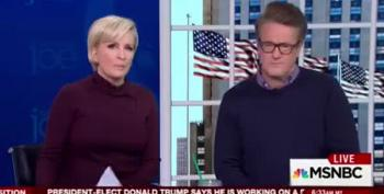 Morning Joe Rewrites History: Trump 'Not A Republican' Again