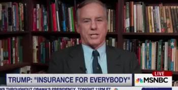 Howard Dean: GOP's 'Replace' Won't Work Because Reality