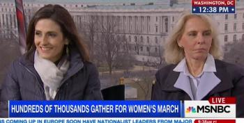 Sally Quinn Puts Burden Of Inclusiveness On Women's March, Not Anti-Choice Activists