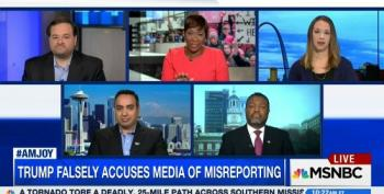 AM Joy Panel Calls Out Trump Administration's Dangerous Authoritarian Presser
