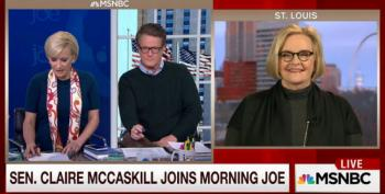 Claire McCaskill On Obamacare And DeVos Nomination