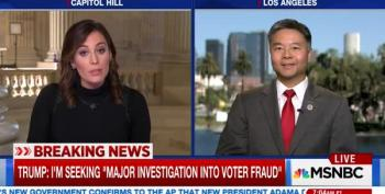 Rep. Ted Lieu On Trump: 'What We Are Seeing Now Is Crazy Conservatism'