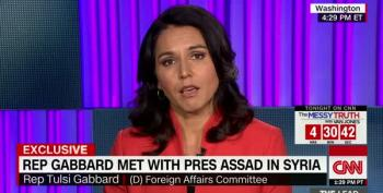 Rep. Tulsi Gabbard Confirms She Met With Assad In Syria