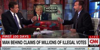 CNN Host Humiliates Gregg Phillips, Who Says 3 Million Non-Citizens Voted Illegally