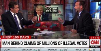 CNN Host Humiliates Gregg Phillips, Who Says 3 Million Non-Citizens Voted Illegally