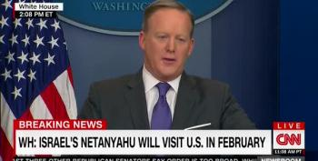 Sean Spicer: 'The President Went Out Of His Way To Recognize The Holocaust'