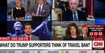 Jeffrey Lord Admits Muslim Ban: 'We're Not Being Attacked By A Bunch Of Episcopalians""