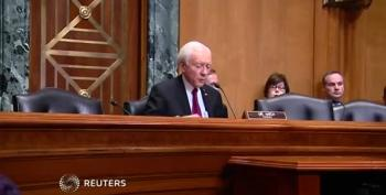 Orrin Hatch 'Confused' By Democrats Boycotting Finance Committee Vote