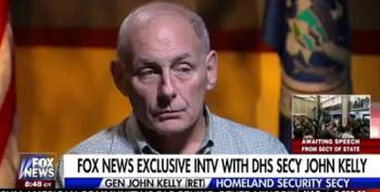DHS Sec Kelly Hopes Trump's Wall Built 'Within Next 2 Years'