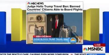 Trump Rails Against 'So-Called Judge'