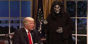 SNL Cold Open: President Bannon And Mr. Trump