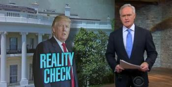 Scott Pelley: 'It Has Been A Busy Day For Presidential Statements Divorced From Reality'
