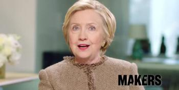 Hillary Clinton In New Video Statement:  The Future Is Female
