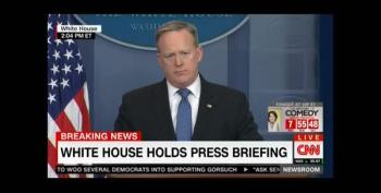 Spicer: 'Kellyanne Has Been Counseled'