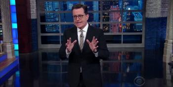 Colbert Demolishes Chaffetz's Stunning Cowardice