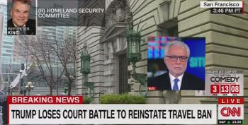 Rep. Peter King Upset 'Terrorist Ban' Was Not Upheld By The 9th Circuit Court