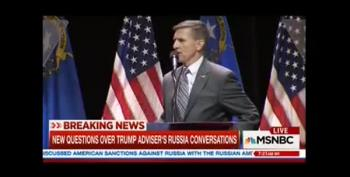 Michael Flynn Is Ollie North: Broke Law Talking To Russians