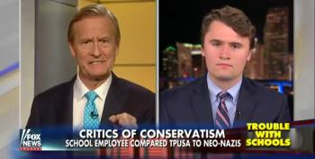 Fox & Friends Depicts Universities As 'Islands Of Totalitarianism'