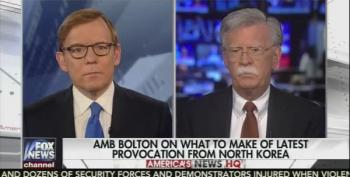 John Bolton Calls For War To End North Korea