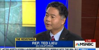 Rep. Ted Lieu Proposes Bill Requiring Psychiatrist In The White House