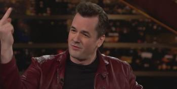 Jim Jefferies Tells Piers Morgan To F*ck Off On 'Real Time'