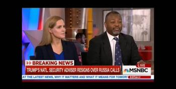 Malcolm Nance Raises Concerns About Flynn's Russian Favors
