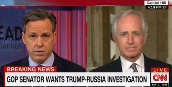 Sen. Bob Corker: Gen. Flynn 'Should Testify Under Oath Before Lawmakers'