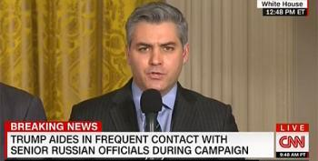CNN's Jim Acosta: 'The Fix Is In'