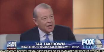 Fox Business' Stuart Varney Is No Fan Of Trump's 20% Border Tax