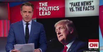Jake Tapper Remembers All Of Trump's Conspiracy Theories