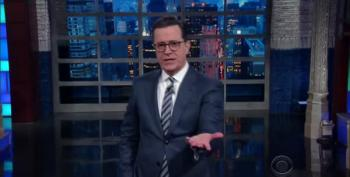 Comedic Brilliance: Colbert Explains Trump's Russia Problem