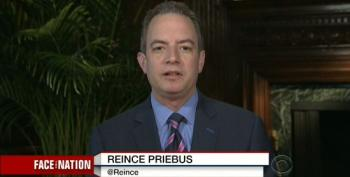 Reince Priebus: Take Trump's Claim That The Press Is The 'Enemy Of The State' Seriously