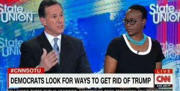 Rick 'Man On Dog' Santorum Warns Dems Against Taking Things Too Far