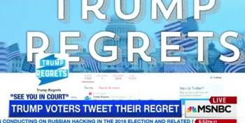 The Founder Of Twitter's 'Trump Regrets' Has None