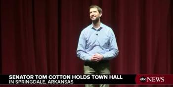 Cotton Loses Debate To 7-year-old