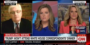 CNN Analyist Jabs 'Snowflake-y' Trump For Backing Out Of WHCD