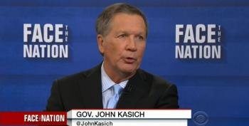 Kasich Wants Republicans To Work With Democrats On Obamacare Replacement