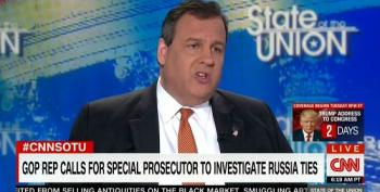 Gov. Christie Says No 'Special Prosecutor' Required To Investigate Trump's Russian Ties