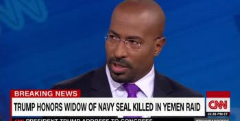 Van Jones: Trump Became President In That Moment