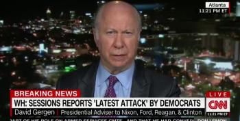 David Gergen On Jeff Sessions: 'It's A Deeply Disturbing And Embarrassing Story'