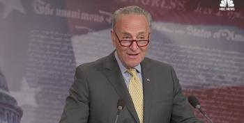 Senator Chuck Schumer Says Sessions Should Resign